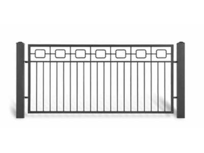 Ogrodzenie posesyjne AW1051