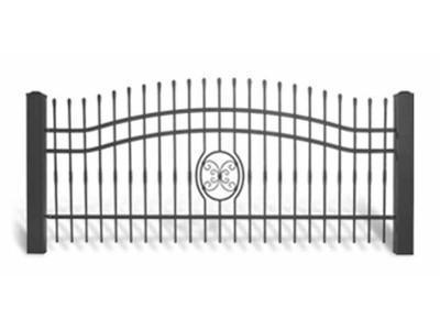 Ogrodzenie posesyjne AW1059