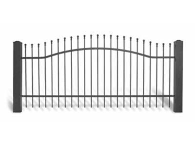 Ogrodzenie posesyjne AW1062