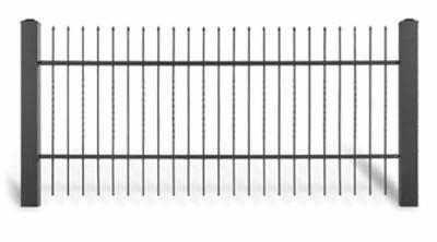 ogrodzenie AW.10.23